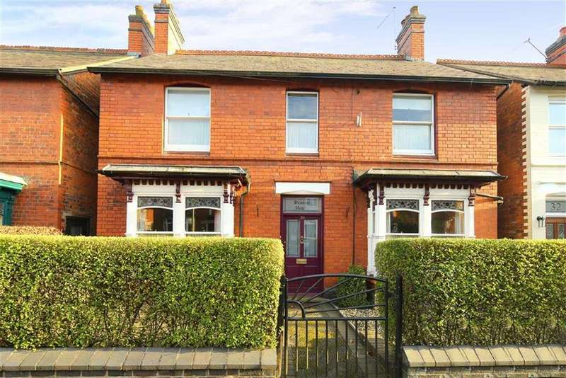 5 Bedrooms Detached House for sale in Wrexham Road, Whitchurch, SY13