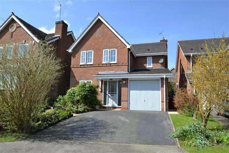 4 Bedrooms Detached House for sale in Treforgan, Caversham Heights, Reading