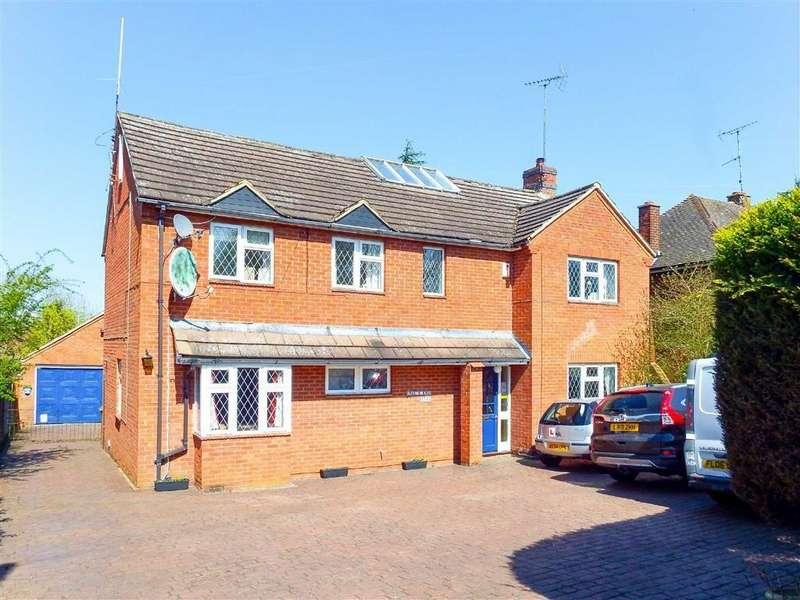6 Bedrooms Detached House for sale in Hertford Road, Stevenage, Hertfordshire, SG2