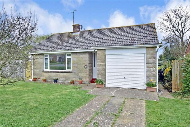 2 Bedrooms Detached Bungalow for sale in St. Marys Road, Brading, Sandown, Isle of Wight