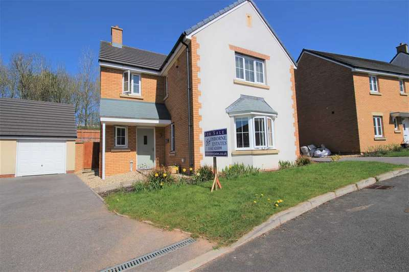 4 Bedrooms Detached House for sale in Maes Y Cadno, Parc Derwen, Bridgend