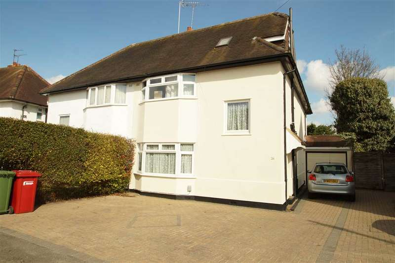 4 Bedrooms Semi Detached House for sale in St. Gerorges Crescent, Cippenham, Slough