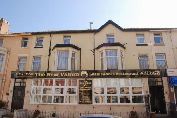 21 Bedrooms Hotel Gust House for sale in Trafalgar Road South Shore Blackpool