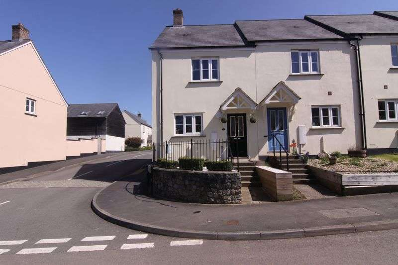 2 Bedrooms Property for sale in Oakfield Road Hatherleigh, Okehampton