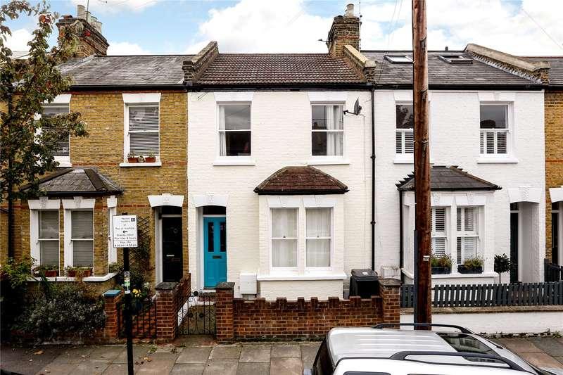 3 Bedrooms Terraced House for sale in Bellew Street, London, SW17