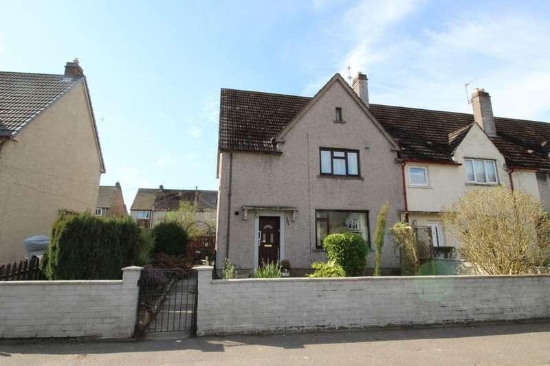 3 Bedrooms Property for sale in Bighty Avenue, Glenrothes, KY7