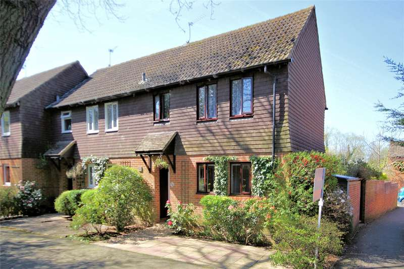 3 Bedrooms End Of Terrace House for sale in Bankside, Woking, Surrey, GU21