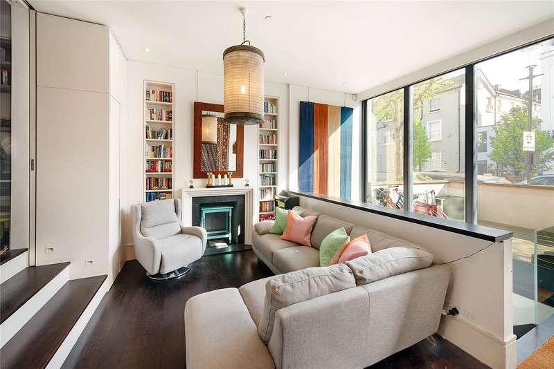 3 Bedrooms Terraced House for sale in Ledbury Road, Notting Hill, London, W11