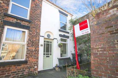 2 Bedrooms End Of Terrace House for sale in Hope Street, Macclesfield, Cheshire