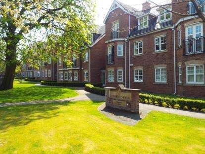 2 Bedrooms Flat for sale in Ellesmere Green, Eccles, Manchester, Greater Manchester