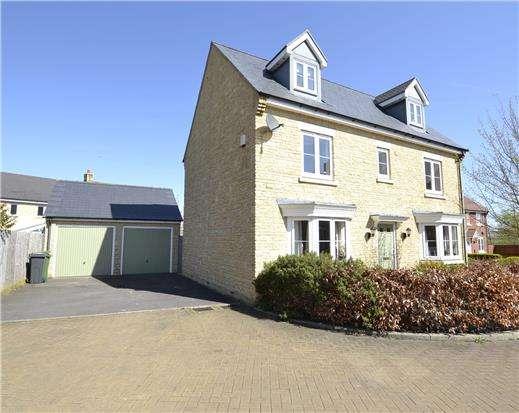 5 Bedrooms Detached House for sale in Merlin Close, Brockworth, GLOUCESTER, GL3 4GA