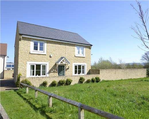 4 Bedrooms Detached House for sale in Merlin Close, Brockworth, GLOUCESTER, GL3 4GA