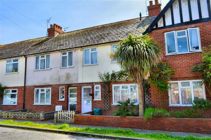 2 Bedrooms Terraced House for sale in Guardswell Place, Seaford, East Sussex
