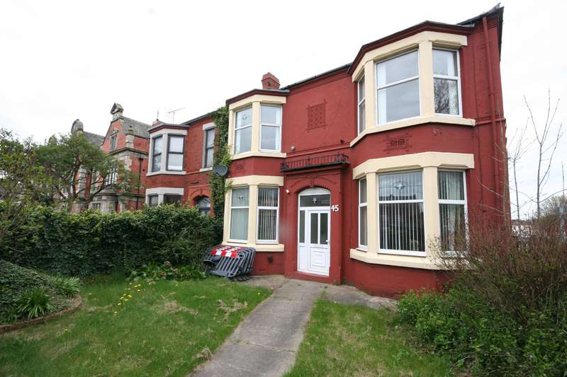 4 Bedrooms Semi Detached House for sale in Manor Road, Wallasey, CH44 1BU