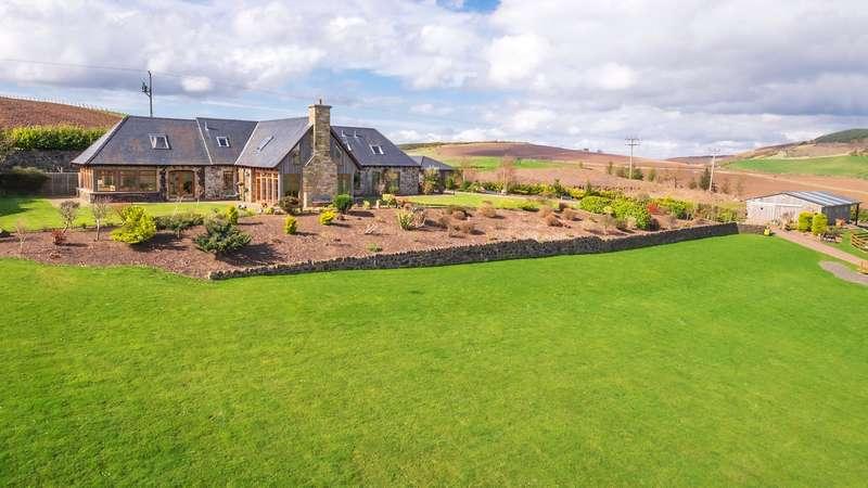 6 Bedrooms Detached House for sale in Blinkbonny South, East of Lindores, Newburgh, Cupar, Fife, KY14