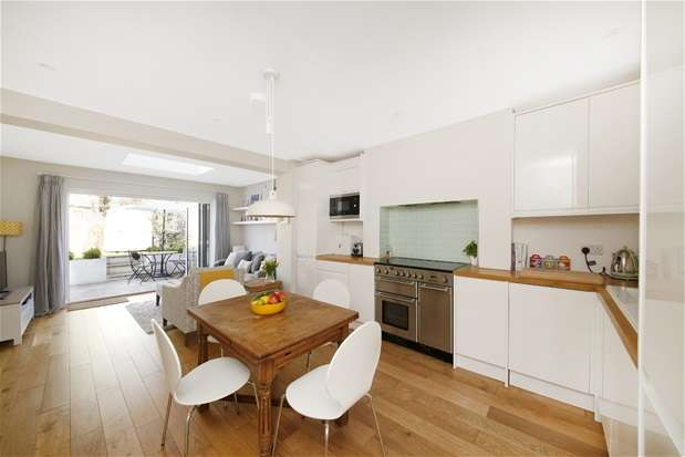 3 Bedrooms Flat for sale in Waldram Park Road, Forest Hill