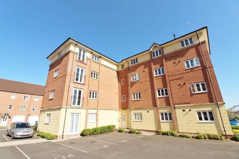 2 Bedrooms Apartment Flat for sale in Argosy Way, Newport, NP19