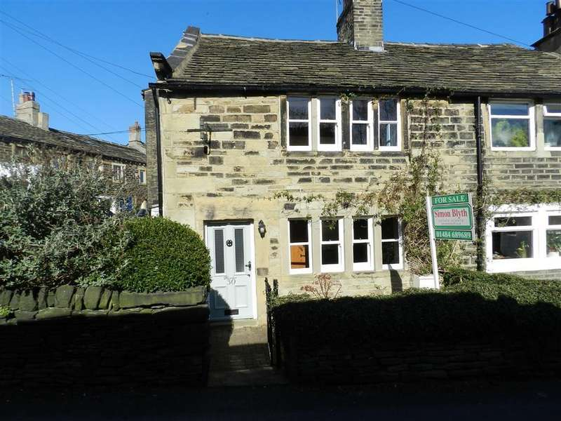 3 Bedrooms Cottage House for sale in Church Street, Honley, Holmfirth, HD9
