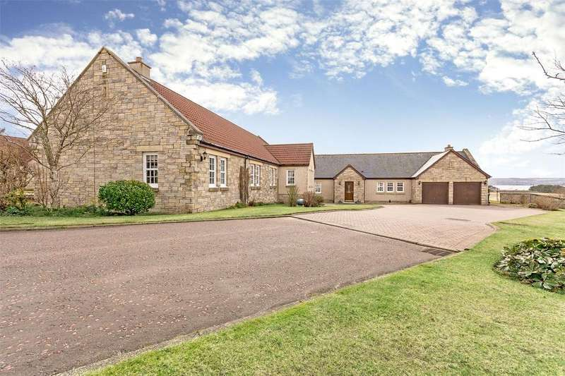 5 Bedrooms Detached Bungalow for sale in 6 Queens View, Wester Balgedie, Kinross, KY13