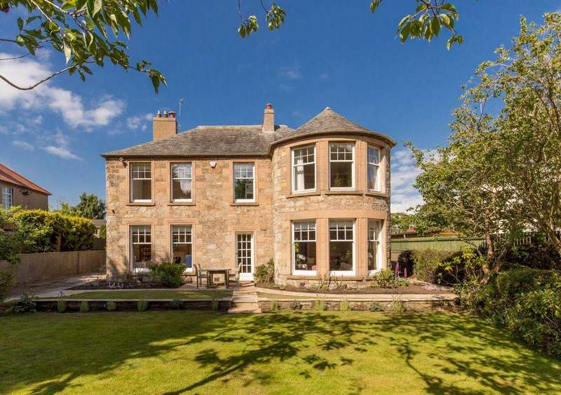5 Bedrooms Detached House for sale in Woodstock, 8 Gamekeeper's Road, Edinburgh, EH4 6LX