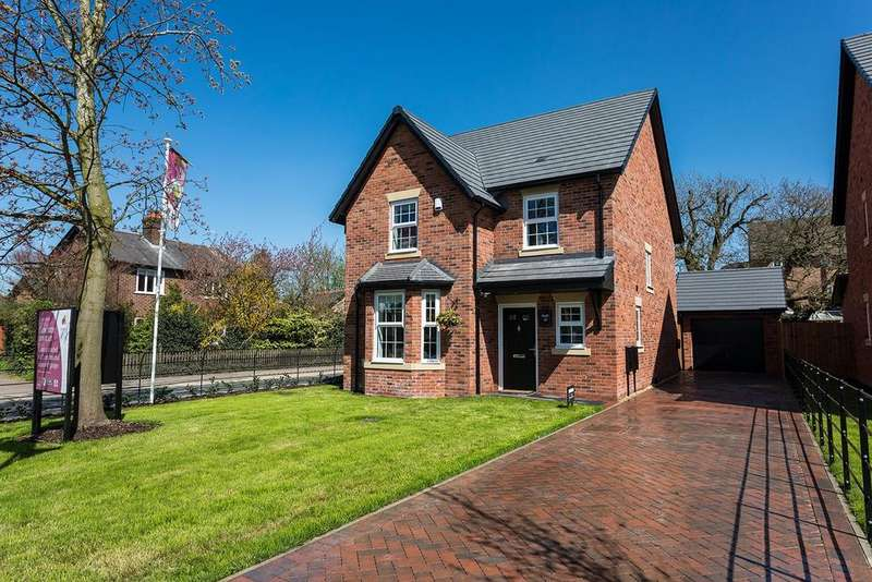 4 Bedrooms Detached House for sale in Plot 10 Farmers Court, Rushgreen Road, Lymm