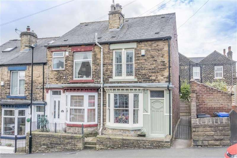 3 Bedrooms End Of Terrace House for sale in Wynyard Road, Hillsborough, Sheffield, S6