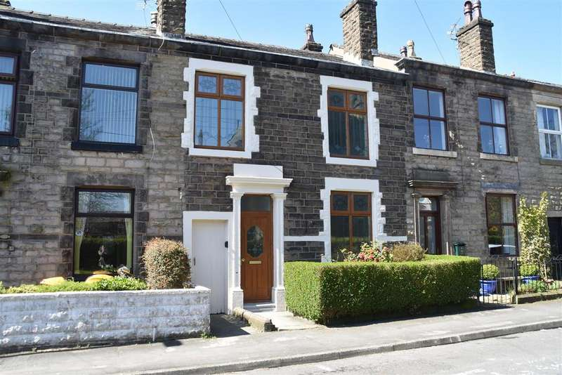 3 Bedrooms Terraced House for sale in Canterbury Street, Chorley