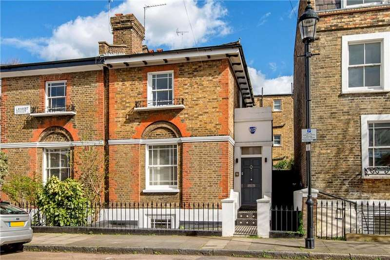 4 Bedrooms Semi Detached House for sale in Lambert Street, London, N1