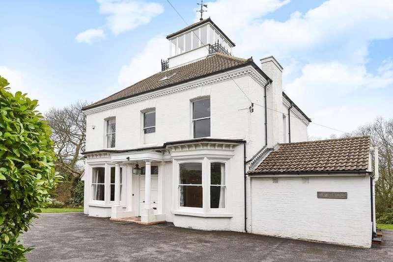 6 Bedrooms Detached House for sale in Well Hill, Chelsfield