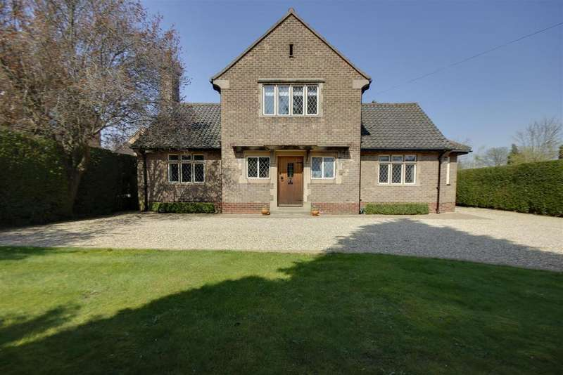 4 Bedrooms Detached House for sale in Tranby Lane, Anlaby