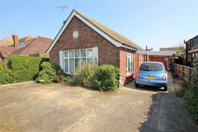 2 Bedrooms Detached Bungalow for sale in Third Avenue, Clacton on Sea