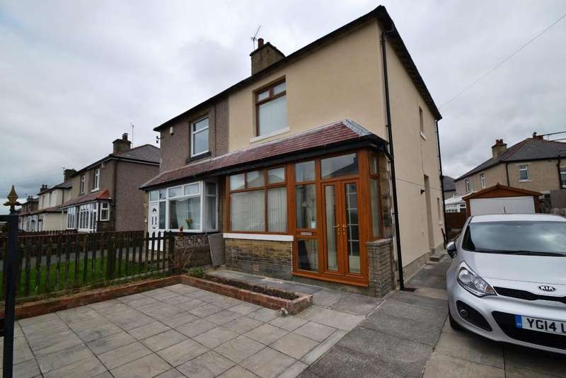 2 Bedrooms Semi Detached House for sale in Westwood Avenue, Eccleshill,