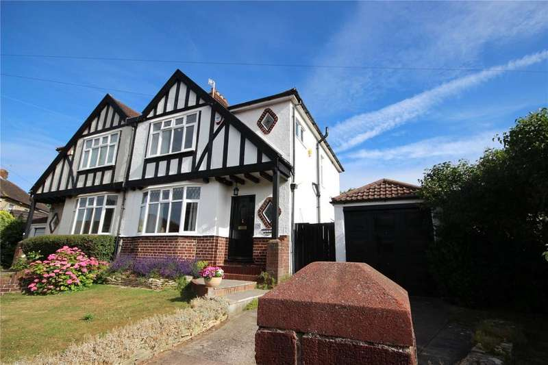 3 Bedrooms Semi Detached House for sale in Southdown Road, Westbury-On-Trym, Bristol, BS9