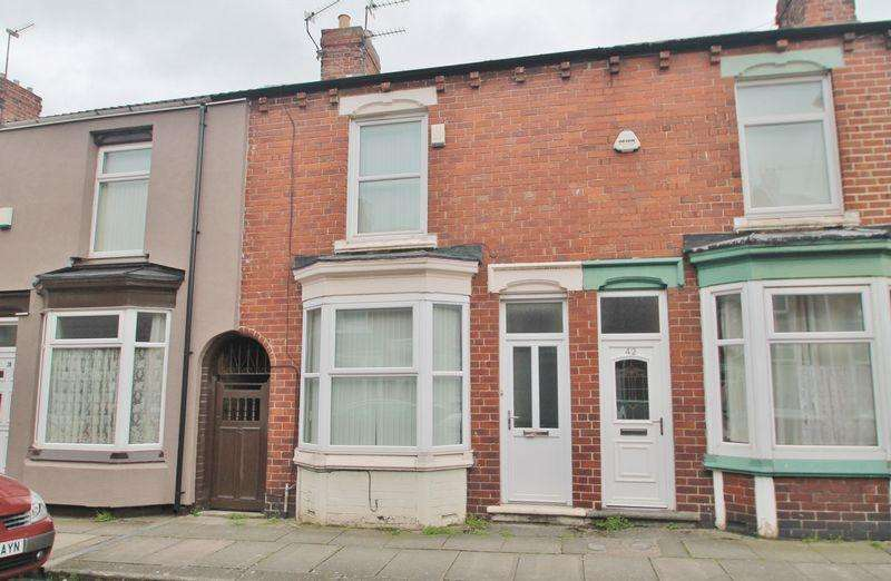 2 Bedrooms Terraced House for sale in Angle Street, Middlesbrough