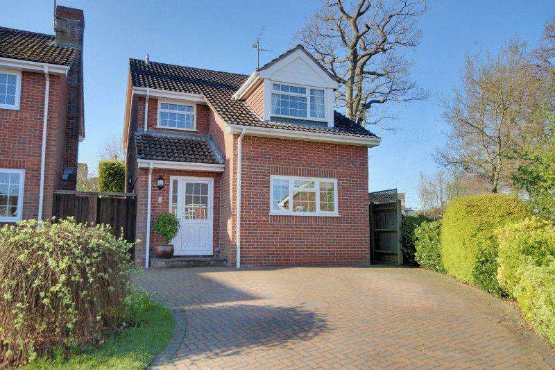 3 Bedrooms Detached House for sale in Catkin Way, Haywards Heath