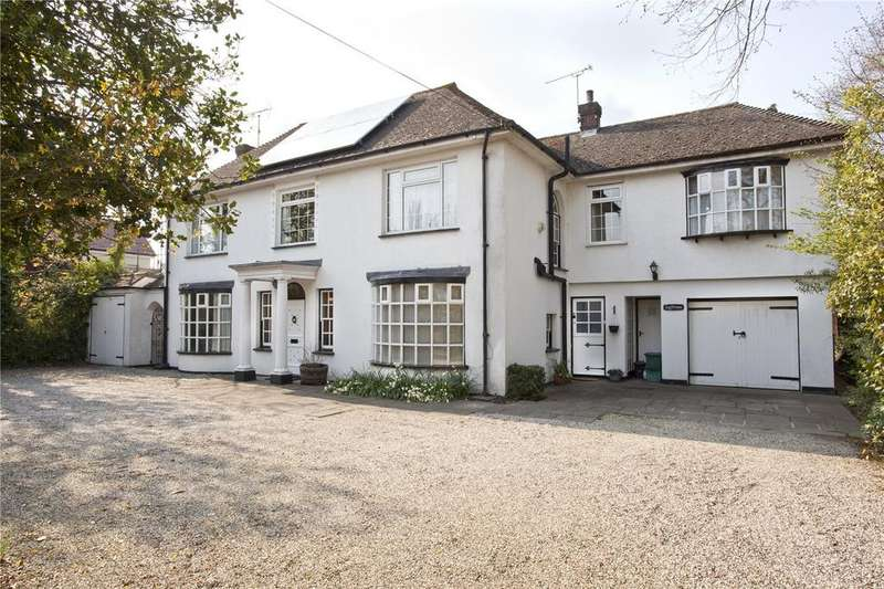 4 Bedrooms Detached House for sale in High Street, Stock, Ingatestone, Essex, CM4