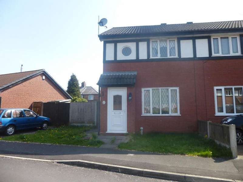 2 Bedrooms Semi Detached House for sale in Lemon Tree Walk, Toll Bar, St Helens WA10
