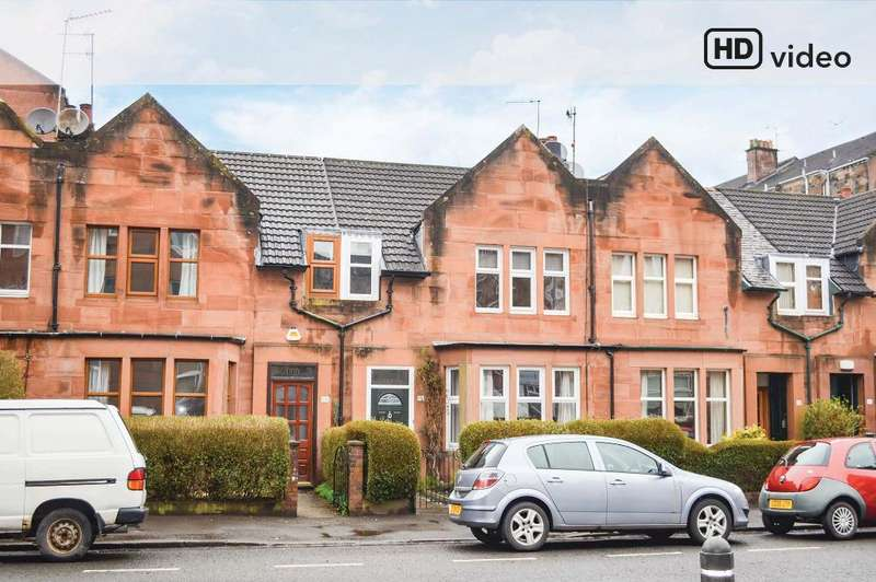 3 Bedrooms Terraced House for sale in Tantallon Road, Shawlands, Glasgow, G41 3LY