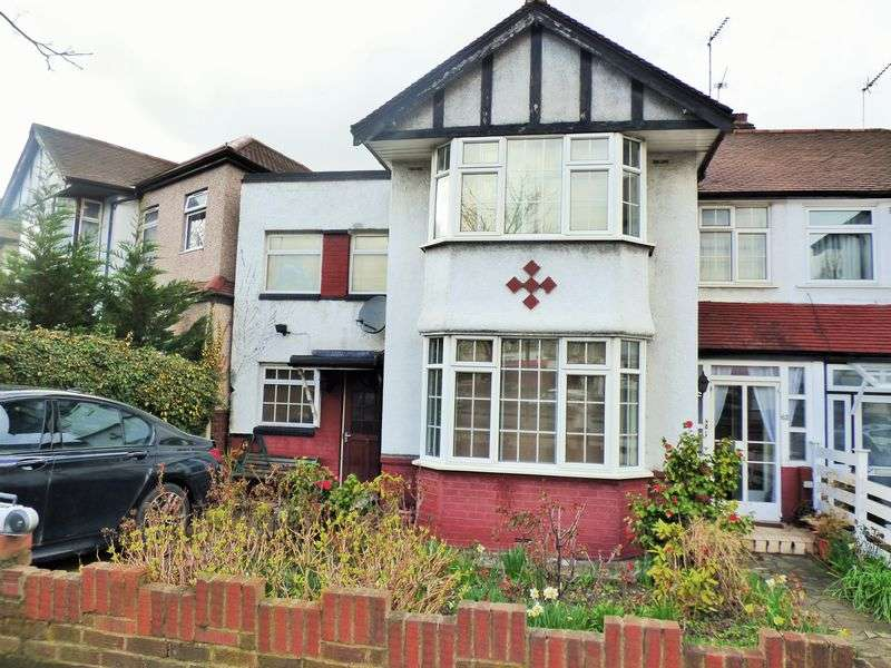 3 Bedrooms Property for sale in Priory Gardens, London