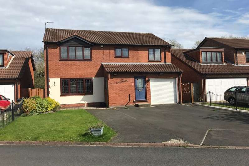 4 Bedrooms Detached House for sale in The Spinney, Annitsford, Cramlington, NE23