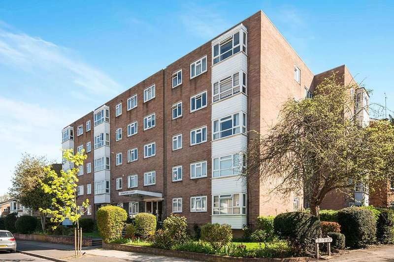 2 Bedrooms Flat for sale in Adelaide Road, Surbiton, KT6