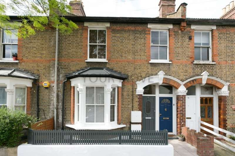 2 Bedrooms Flat for sale in Hove Avenue, Walthamstow, London, E17
