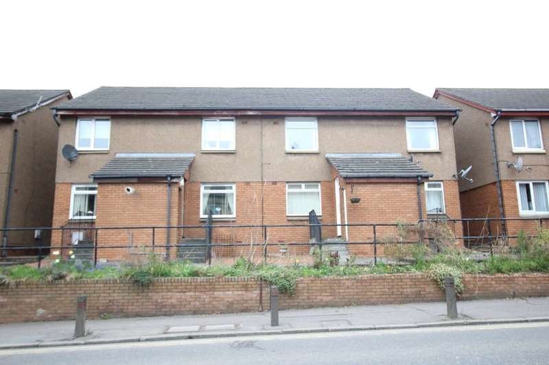 2 Bedrooms Flat for sale in Glasgow Road, Hamilton, ML3