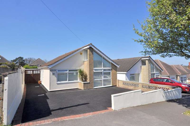 4 Bedrooms Detached Bungalow for sale in Palfrey Road, Northbourne