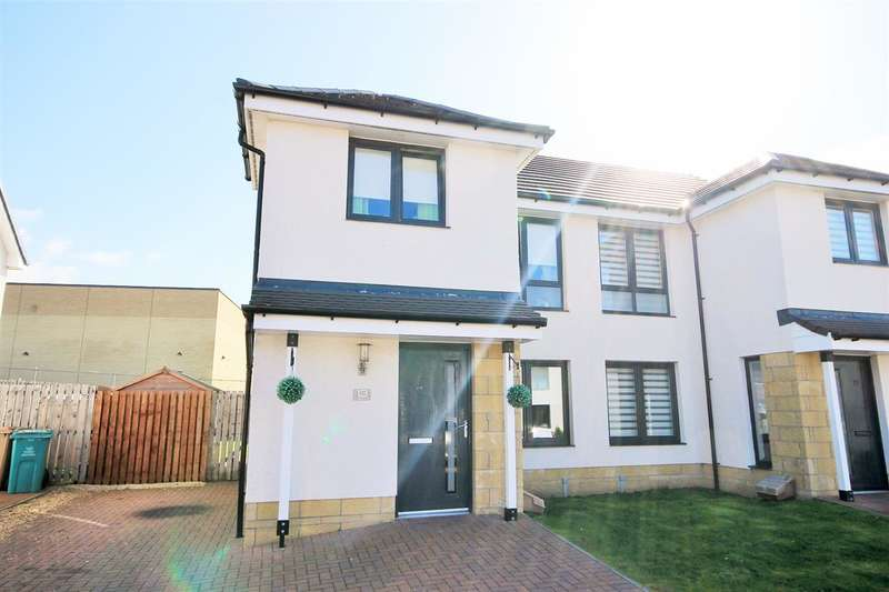 3 Bedrooms Semi Detached House for sale in Cypress Road, Motherwell
