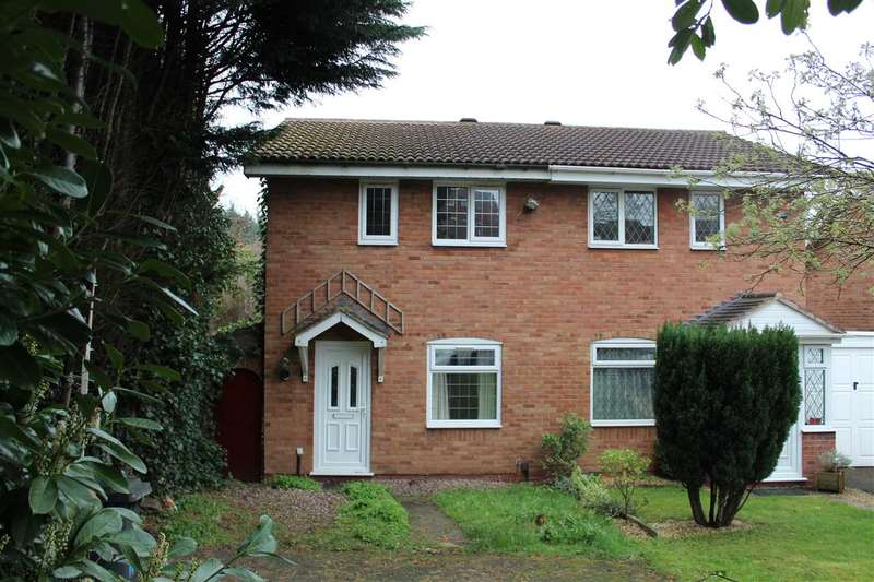 2 Bedrooms Semi Detached House for sale in Atlas Croft, Oxley, Wolverhampton