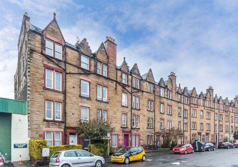 1 Bedroom Property for sale in 92 2F1 Temple Park Crescent, Polwarth, Edinburgh, EH11 1HZ