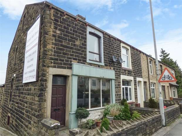 3 Bedrooms End Of Terrace House for sale in Burnley Road, Colne, Lancashire