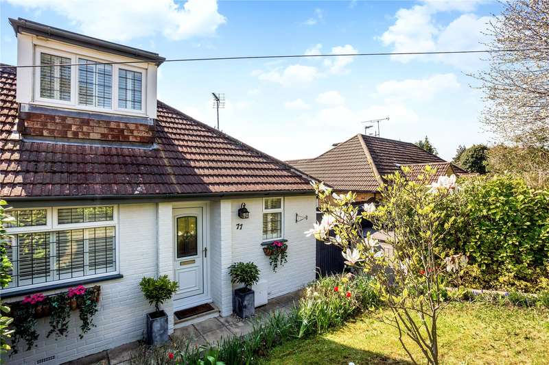 3 Bedrooms Semi Detached House for sale in New Road, Marlow, Buckinghamshire, SL7