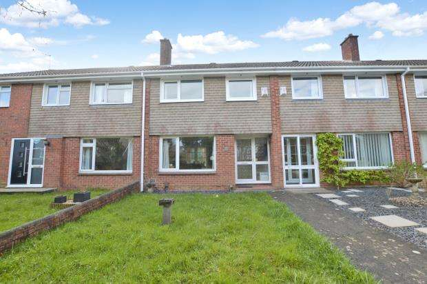 3 Bedrooms Terraced House for sale in Langdon Court, Plymouth, Devon